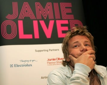 L.A. Schools Squash Jamie Oliver's Plans For Food Revolution