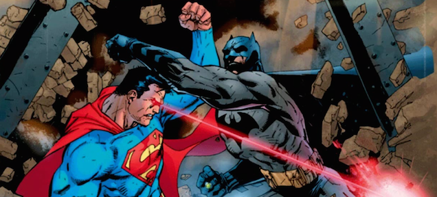 50 ways that Superman could beat Batman in a fight