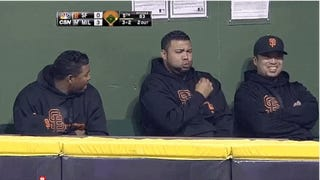 Giants Reliever Farts On His Teammate: The Epilogue