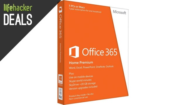 Save 33% On Office 365 By Buying Through Amazon