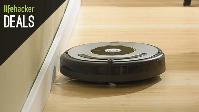 Big Roomba Discounts, Rasperry Pi Case, Long Lightning Cable [Deals]