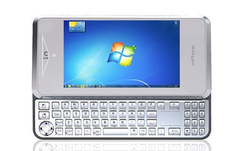 xpPhone Runs Windows 7 and Has Several Screen Sizes