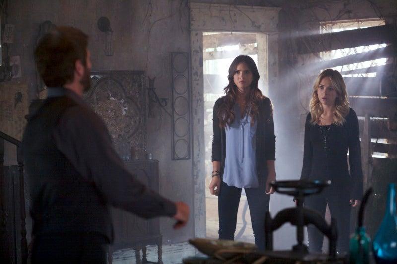 The Secret Circle Season Finale Promo Images