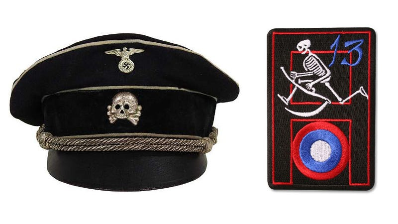 Does America Really Need to Feature Death Symbols On Its Military Badges?