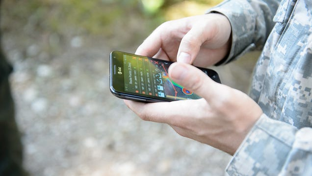 Inside the Military's Secretive Smartphone Program