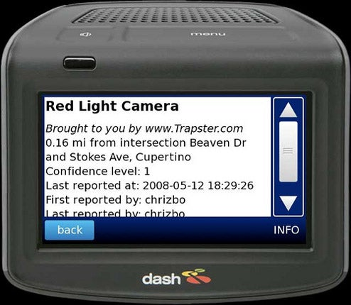 First Third-Party Dash Apps Have Weather, Speed Traps and Radio Song ID