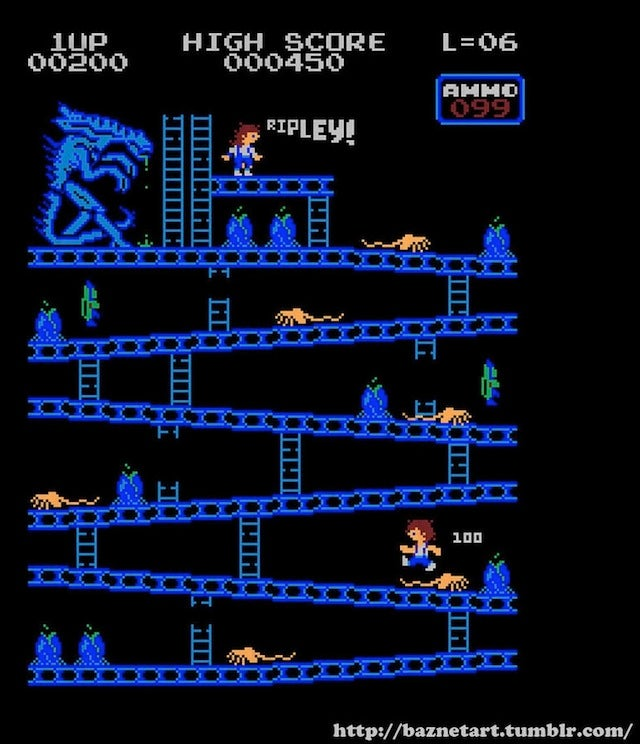 Donkey Kong heads to Westeros, Hoth, and the Land of Ooo