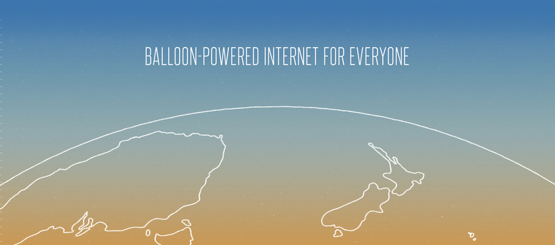 Google's Flying Internet Balloons May Actually Be Feasible Next Year