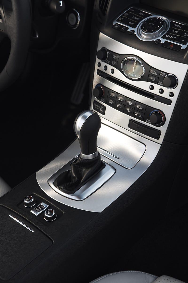 2009 Infiniti G37 Convertible Revealed