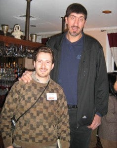 Hey, Are You Gheorghe Muresan?