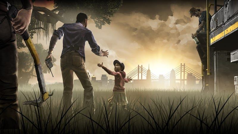 Why The Walking Dead Should Be Game Of The Year