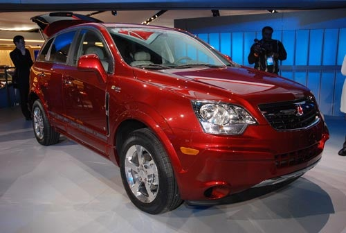 Detroit Auto Show: Saturn Vue 2 Mode Hybrid