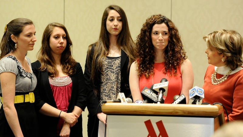 UConn to Rape Victims: Here's Your $1.3 Million. Now Please Shut Up.