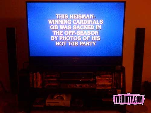 Jeopardy! Attempts To Both Humanize And Humiliate Matt Leinart