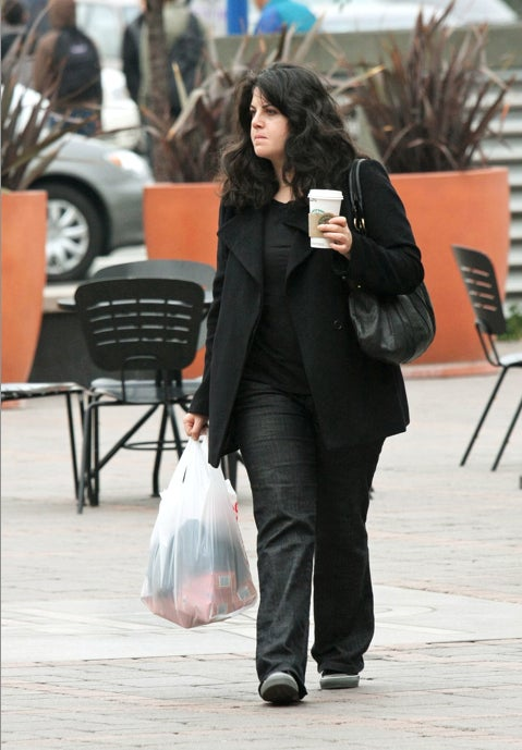 Monica Lewinsky May Be An Angeleno Now, But She Doesn't Dress Like One