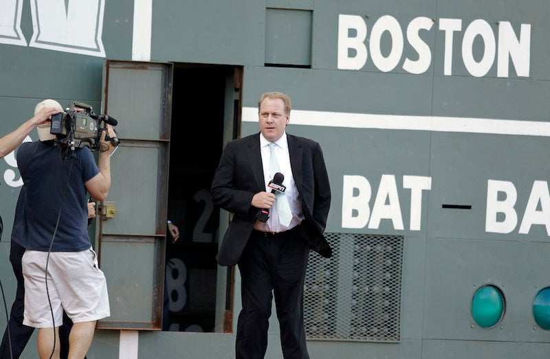Fox Sports: Curt Schilling Approached Us, But We Passed