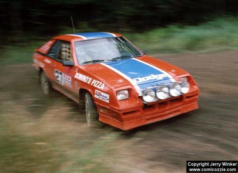 Rally 80s Charger huh