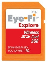 Eye-Fi Wireless SD Card Helps Catch Dumb Thieves