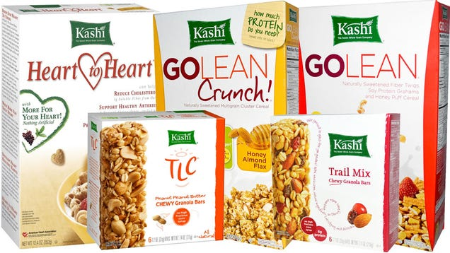 Kashi to Drop 'All Natural' and 'Nothing Artificial' From Packaging