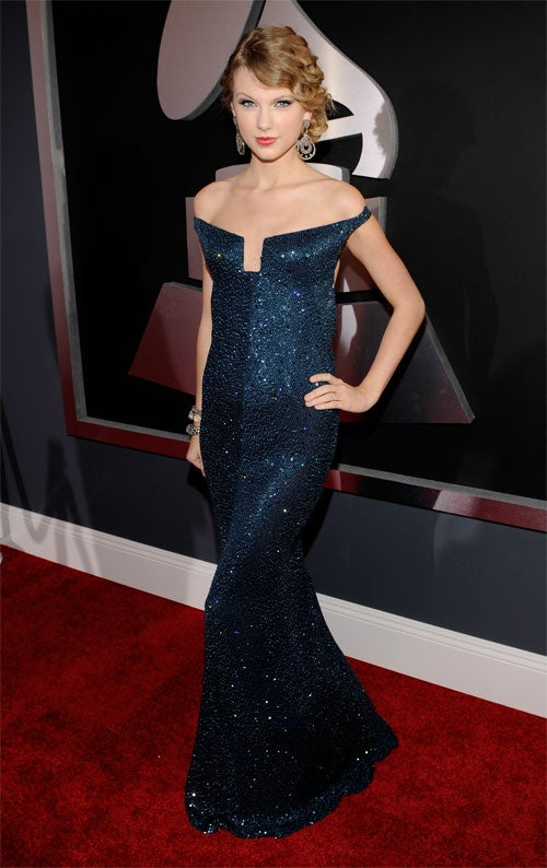 The Bad: In Which Grammy Fashions Get Fugly