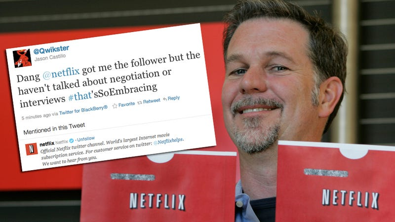 Meet the Stoner Who Has Netflix's Most-Wanted Twitter Account