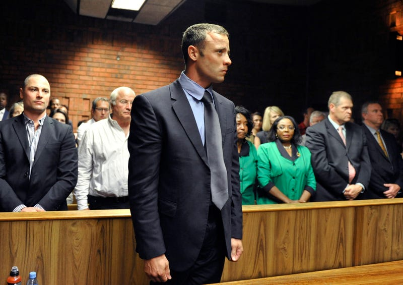 "Reports: ""Boxes And Boxes"" Of Steroids Found In Oscar Pistorius's Home"