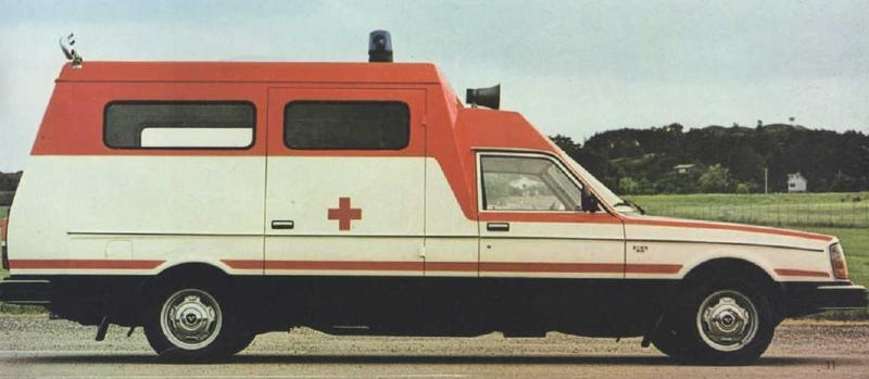 Five New Cars That Should Totally be Converted to Ambulances