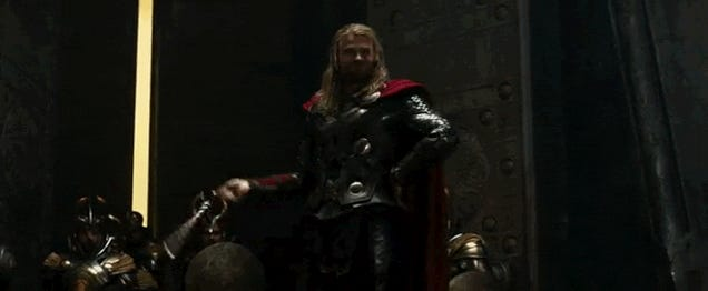 The goofy gag reel of Thor: The Dark World is a raucously good time