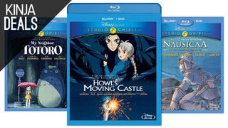 Complete Your Studio Ghibli Blu-ray Collection With These Discounts
