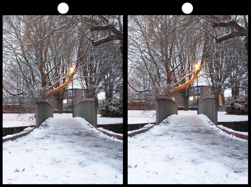 Shooting Challenge Stereogram Gallery 1