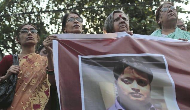 Ananta Bijoy Dash, o cuando ser blogger te cuesta la vida