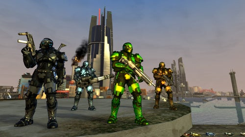 Crackdown 2 Review: Shoot First, Leap Buildings Later