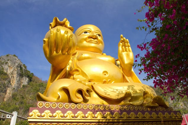 "Zen Koans Explained: ""Happy Chinaman"""
