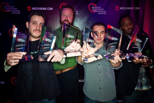 Infinity Ward Sweeps First Annual Inside Gaming Awards