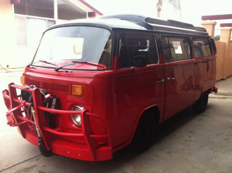 Would You Pay $16,500 For This Subaru-Powered VW Bus?