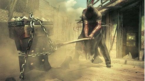 Capcom Ups Resident Evil 5 Sales Targets