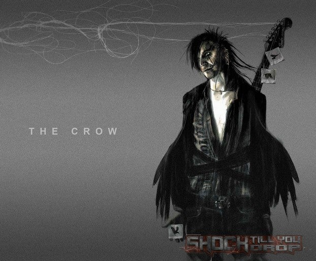 Crow Reboot Concept Art Gallery