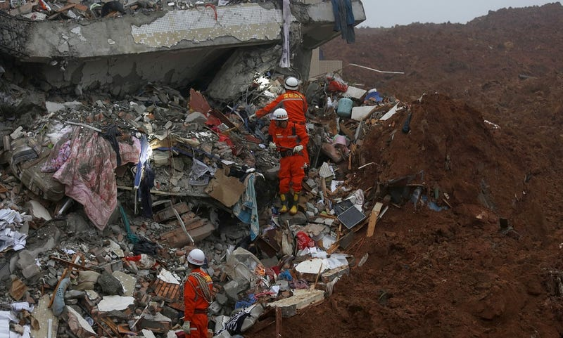 85 People Still Missing Following Another Industrial Disaster in China