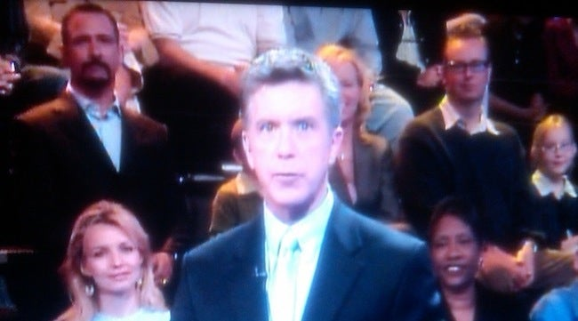 That Was Indeed Jim Rome In The Studio Audience Of American's Funniest Home Videos