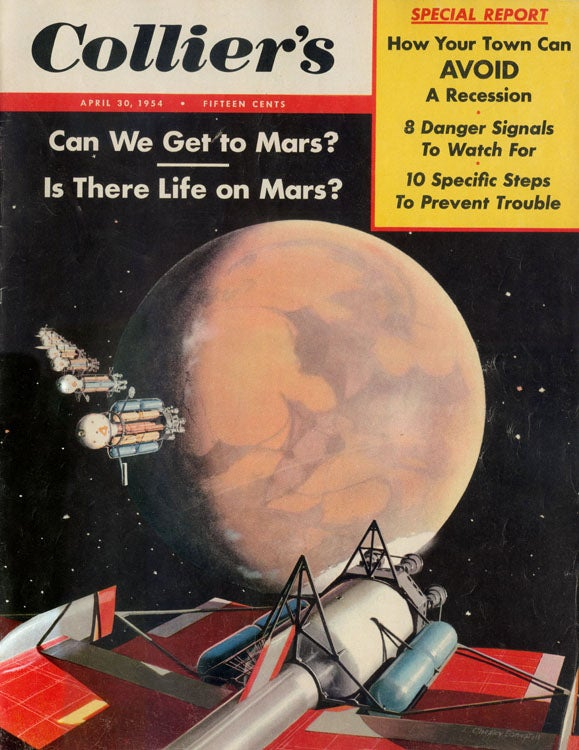The Great 1952 Space Program That Almost Was