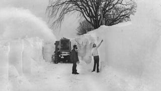 Think You Get A Lot Of Snow? These Are The Largest Snowfalls On Record