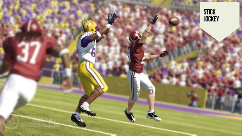 A 'Big 64' of College Football Sounds Like a Nice Idea, Until You Try It in a Video Game