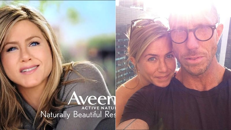 Jennifer Aniston's Makeup Free Face and Looking 'Naturally Beautiful'
