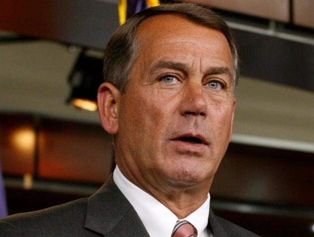 TSA Won't Grope John Boehner