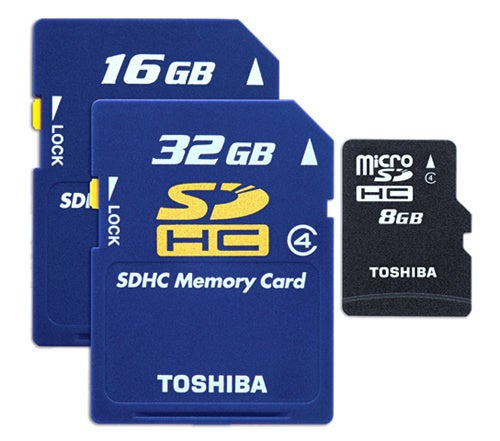 The World's New Fastest SDHC Memory Card