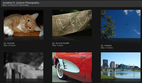 Five Best Photo Sharing Web Sites