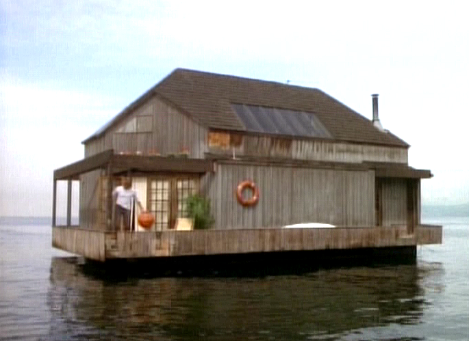 Holy Crap MacGyver's Floating House Is For Sale!