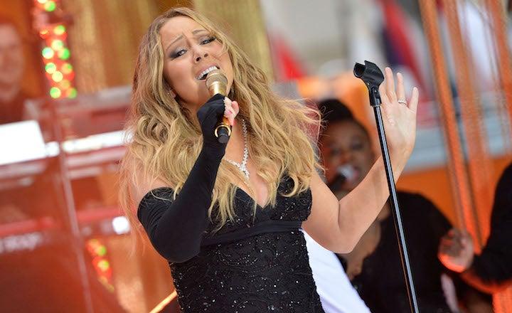 Some Guy Spent $1,200 On Mariah Carey's New Album