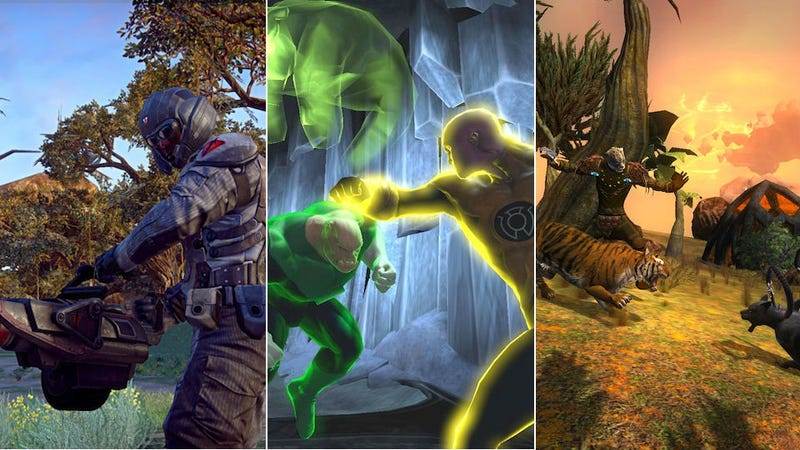 SOE's E3 Line-Up Includes That Interesting Piece of EverQuest II Technology