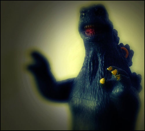 Godzilla in the Mist